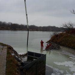 Vodná zachrana